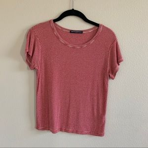 Brandy Melville stripped tee